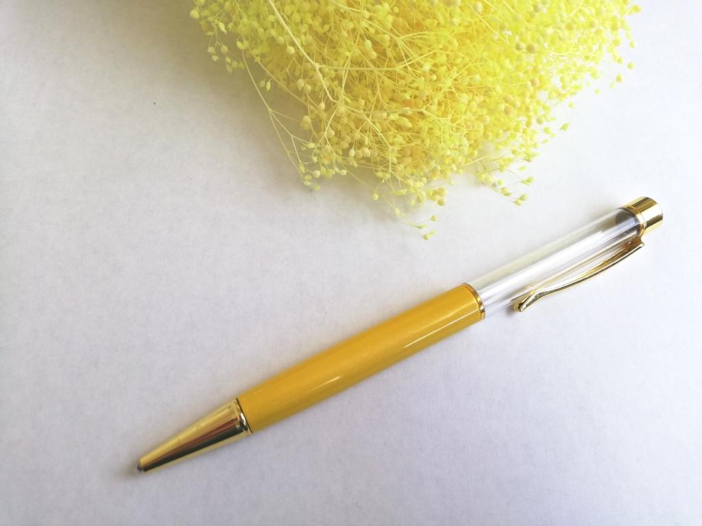 空のボールペン