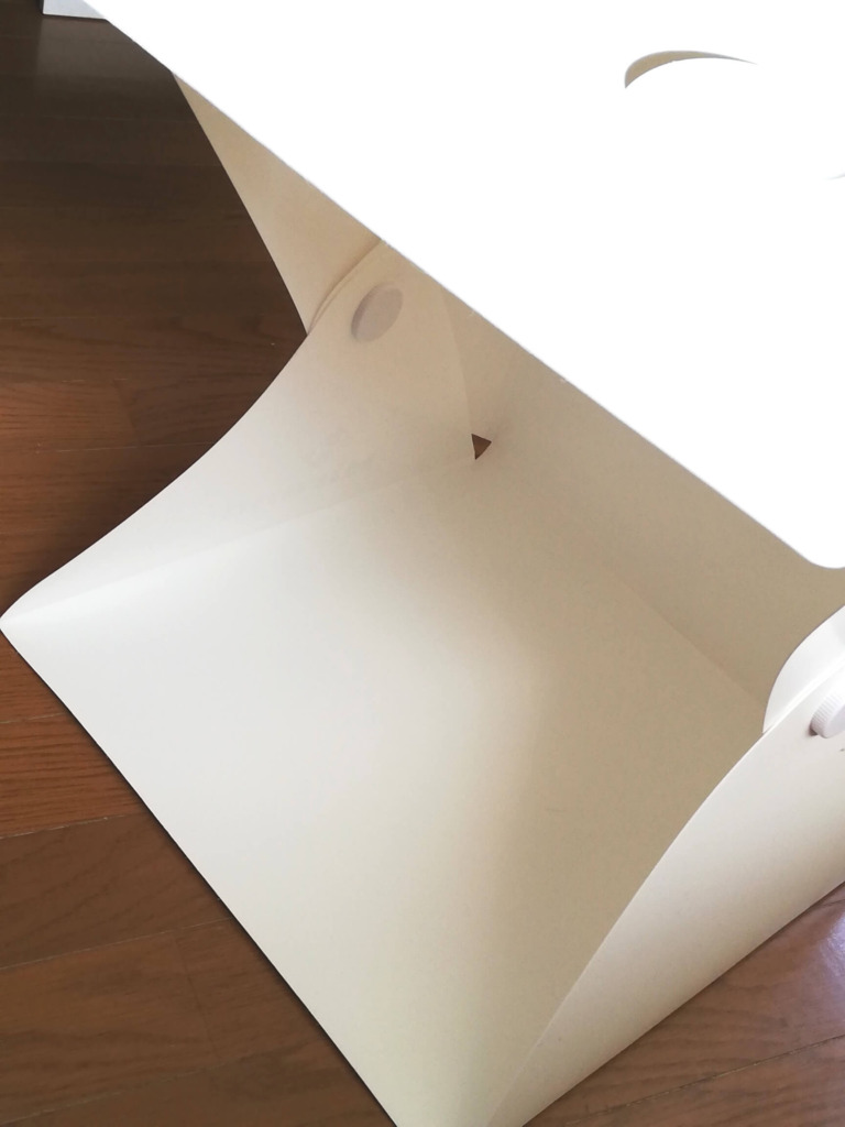 撮影BOX本体
